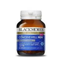 Blackmores 澳佳宝 男士备孕营养素 28粒