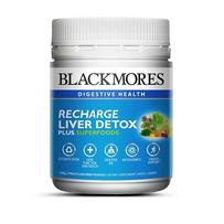 Blackmores 澳佳宝 Recharge Liver Detox 护肝粉 100g