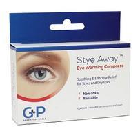 Stye Away - 1 Resusable Eye Warming Compress