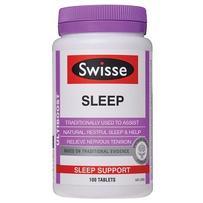 Swisse 改善睡眠片 100片