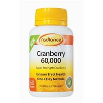 Radiance Cranberry 60,000 Capsules 60