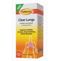 Radiance Clear Lungs 200ml