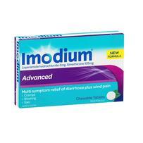 Imodium 缓解腹泻咀嚼片 12片
