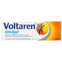 Voltaren 扶他林 橙色风湿关节消炎止痛膏 150g
