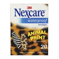Nexcare 防水创口贴(动物图案)20个
