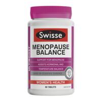 Swisse 大豆异黄酮 女性更年期片平衡片 60片
