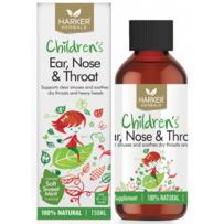Harker Herbals 天然草本儿童耳鼻喉护理液 250ml(软甜薄荷味)