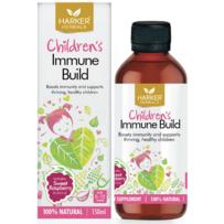 Harker Herbals 天然草本儿童免疫力增强液 150ml(草莓味)