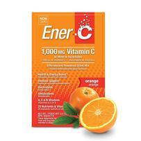 Ener-C 1000mg维生素C泡腾冲剂 9gX30包(甜橙味)