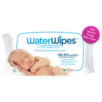 WaterWipes 婴儿湿纸巾 60抽