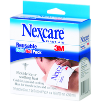 Nexcare - Reusable Hot/Cold Pack with Cover