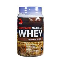 Limitless Empower Natural Whey Protein Blend 1kg - Chocolate