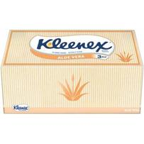 Kleenex ALOE VERA Tissues 95