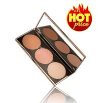 Nude By Nature Highlight Palette 3 x 3g