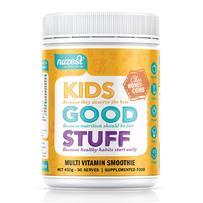 Nuzest 儿童超级绿色营养补充粉 450g(蜂蜜巧克力味)