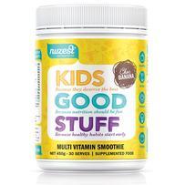 Nuzest 儿童超级绿色营养补充粉 450g(香蕉巧克力味)