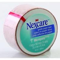 Nexcare - Micropore Paper Tape - 25mm x 9.1m - Tan