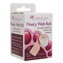 Carnation Fleecy Web Roll 7.5cm x 75cm