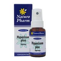 Naturo Pharm Hypericum Plus Spray 25ml