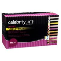 Celebrity Slim 10天代餐奶昔营养包 10包