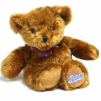 Intelex 小棕熊公仔玩具(可微波加热)