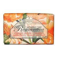 Nesti Dante Soap 250g - Romantica Cherry Blossom & Basil