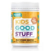 Nuzest 儿童超级绿色营养补充粉 225g(蜂蜜巧克力味)