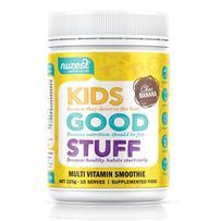 Nuzest 儿童超级绿色营养补充粉 225g(香蕉巧克力味)
