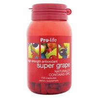 prolife Super Grape Capsules 150