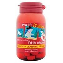 prolife 儿童深海鱼油DHA咀嚼片 60片