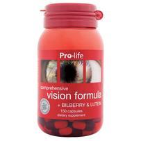 prolife Vision Formula Capsules 150