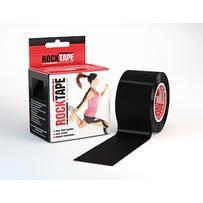ROCKTAPE Kinesiology Tape Black 5cm x 5m