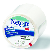 Nexcare - Durapore Cloth Tape - 25x9.1m - 1 Roll