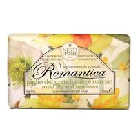 Nesti Dante Soap 250g - Romantica Royal Lily & Narcissus