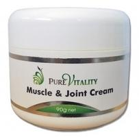 Pure Vitality Muscle & Joint Cream 90g