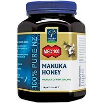Manuka Health 蜜纽康 麦卢卡蜂蜜 MGO100+ 1kg