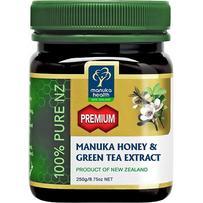 Manuka Health 蜜纽康 MGO250+ 麦卢卡绿茶蜂蜜(养胃护胃)250g