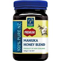 Manuka Health 蜜纽康 忍冬麦卢卡混合蜂蜜 500g