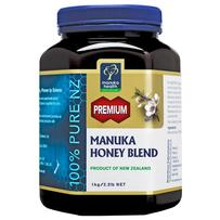 Manuka Health 蜜纽康 忍冬麦卢卡混合蜂蜜 1kg