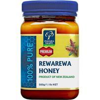 Manuka Health 蜜纽康 天然瑞瓦瑞瓦蜂蜜 金银花蜜 500g