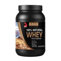 Limitless 100% Natural Whey Protein 1kg - Indulgent Dutch Chocolate
