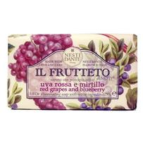 Nesti Dante Soap 250g - Il Frutteto Red Grapes & Blueberry