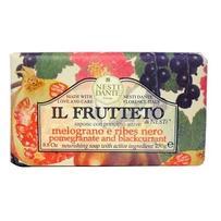 Nesti Dante Soap 250g - Il Frutteto Pomegranate & Blackcurrant