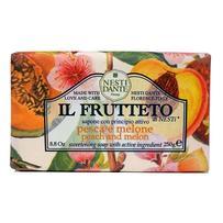Nesti Dante Soap 250g - Il Frutteto Peach & Melon
