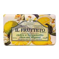 Nesti Dante Soap 250g - Il Frutteto Citron & Bergamot