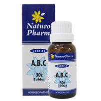 Naturo Pharm 婴儿增强免疫力营养片(由乌头、颠茄、洋甘菊组合配制)130片