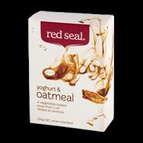 Red Seal 红印 酸奶燕麦香皂 100g