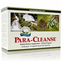 Nature's Sunshine Para-Cleanse (10 Day) Program