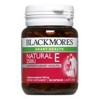 Blackmores 澳佳宝 250IU纯天然维生素E胶囊 30粒