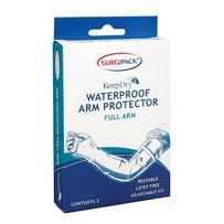 SurgiPack Keep Dry Waterproof Arm Protector - Full Arm